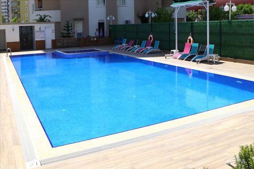Yüzme havuzu işletim ve yönetim hizmetleri