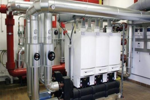 Merkezi ısıtma sistemi işletim hizmetleri
